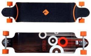 Atom Drop Deck 41 Inch Longboard Review