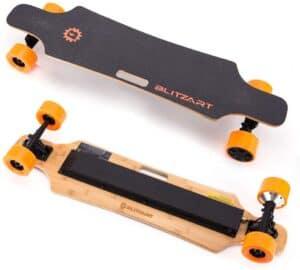 BLITZART Huracane 38 Electric Skateboard Review