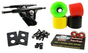 Owlsome Longboard Trucks review