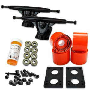 Yocaher Longboard Skateboard Trucks review