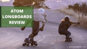 atom longboards review