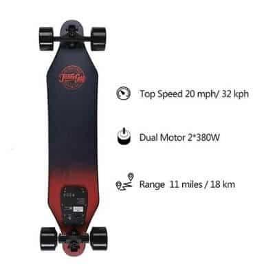 best electric skateboard under $600
