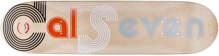 Cal 7 Complete Skateboard Deck