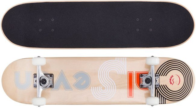 Cal 7 Complete Skateboard Review