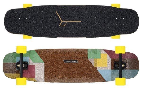 Loaded Boards Tesseract Bamboo Longboard Review
