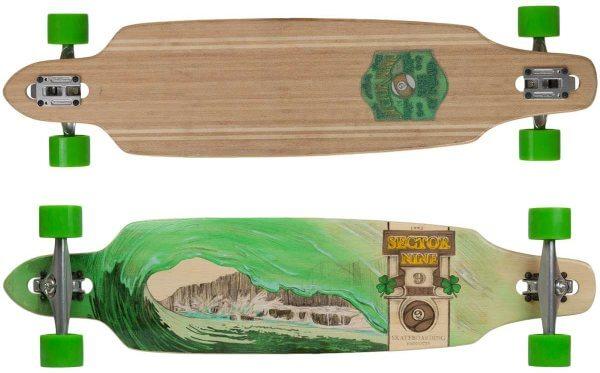 Sector 9 Mens Pinnacle Lookout Skateboard Review