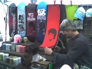 how to clean skateboard griptape without rubber