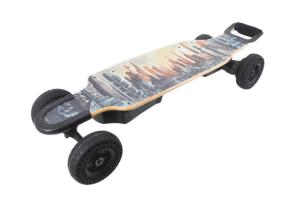 Chargiot electric longboard
