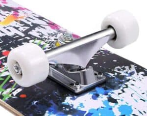 ENKEEO Skateboard's truck