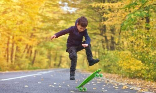 What size skateboard for 6 year old