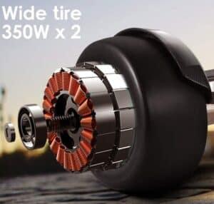 All Terrain Hoverboard Motor