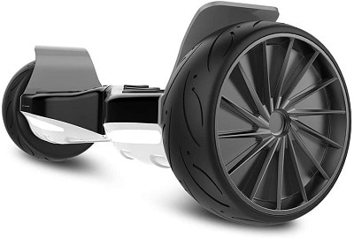 City Cruiser Hoverboard Dual Motors Electric Self Balancing Scooter