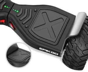 Epikgo All Terrain Hoverboard Footspace
