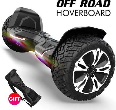 Gyroshoes Hoverboard Warrior 8.5 inch