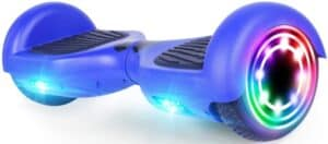 CBD Bluetooth Hoverboard Review