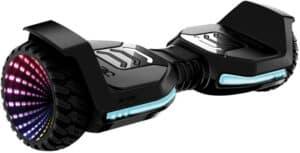 Jetson Flash Self Balancing Hoverboard
