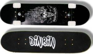 Dinbin Skateboard Review