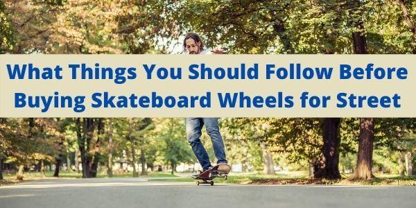 Best skateboard wheels for asphalt