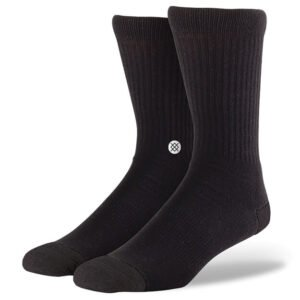 Stance mens Icon 3 Pack Crew Review