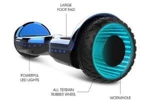 does hoverboard work on grass