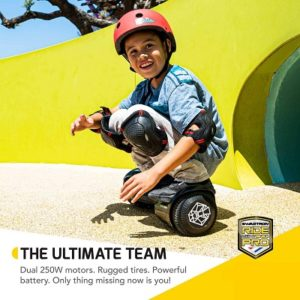 Swagtron Swagboard Twist Hoverboard for Kids