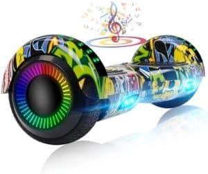 UNI SUN Hoverboard for Kids