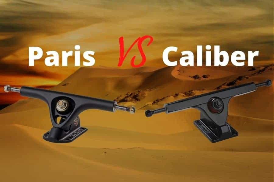 Paris vs Caliber Trucks