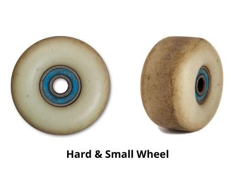 wheels diemeter for adults skateboard