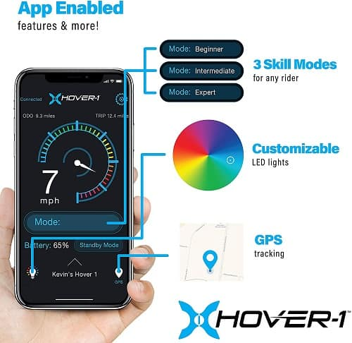 Hover 1 Titan Electric Self Balancing Hoverboard Scooter