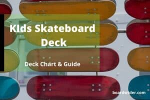 KIds Skateboard Deck