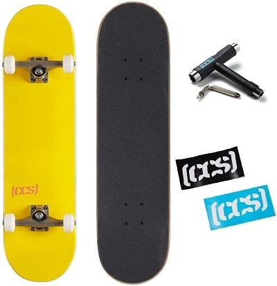CCS Skateboard Complete 2021