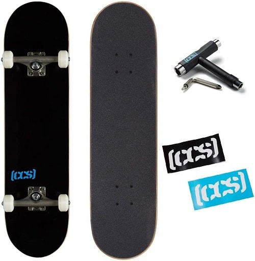 CCS-Skateboard Complete review