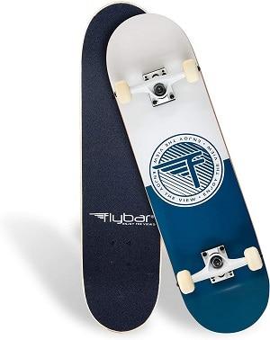Flybar 31 Inch x 8 Inch Complete Beginner Skateboards