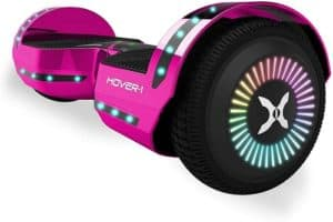 Hover 1 Chrome 2.0 Hoverboard Electric Scooter