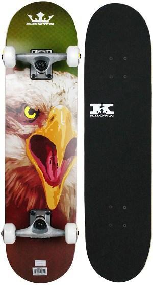 Krown Rookie Skateboard Complete 7.5
