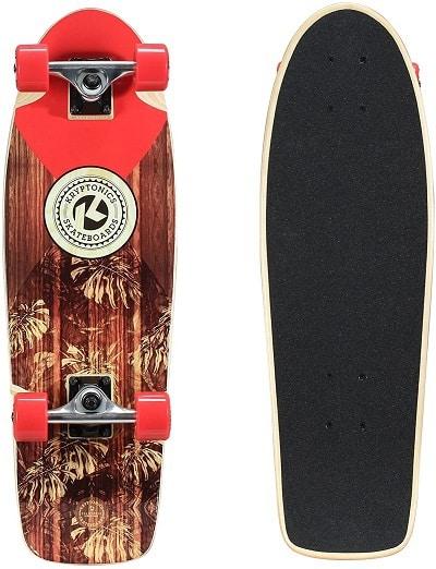 Kryptonics in Lay Cruiser 28 Inch Skateboard