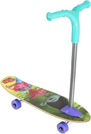 PlayWheels Trolls 26 Inch Scoot Skateboard