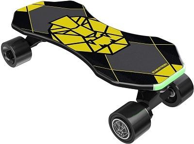 Swagtron Swagskate NG-3 Electric Skateboard for Kids