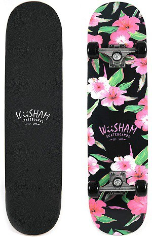 Wiisham Skateboard