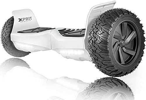 XPRIT 8.5 Inch All Terrain Off Road Hoverboard