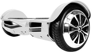 Swagtron Swagboard Elite Hoverboard Bluetooth Speaker & Lights