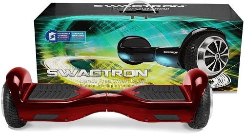 Swagtron Swagboard Pro T1 Hoverboard Electric Self Balancing Scooter